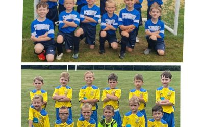 Good luck to the new u7's squads!